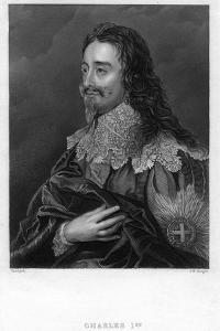 Charles I of England by TW Knight