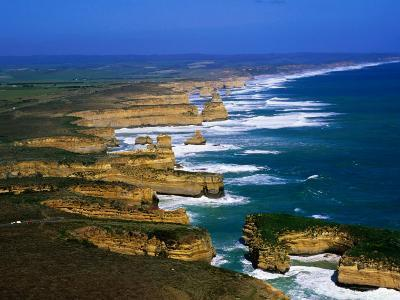 Twelve Apostles Coastline, Port Campbell National Park, Victoria, Australia-Christopher Groenhout-Photographic Print