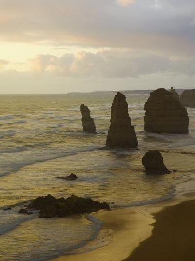 Twelve Apostles, Port Campbell National Park, Great Ocean Road, Victoria, Australia, Pacific-Schlenker Jochen-Photographic Print