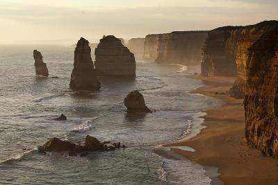 Twelve Apostles Sea Stacks in Australia-Paul Souders-Photographic Print