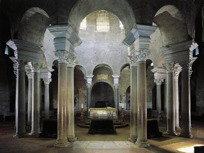 Twelve Pairs of Granite Columns Supporting Dome, Mausoleum of St Constance, Rome, Italy--Giclee Print