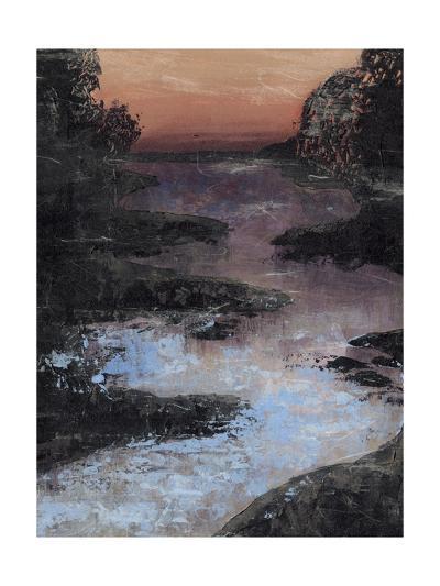 Twilight Canal II-Grace Popp-Art Print