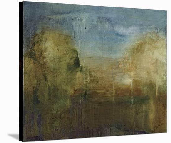 Twilight Melting-Heather Ross-Stretched Canvas Print