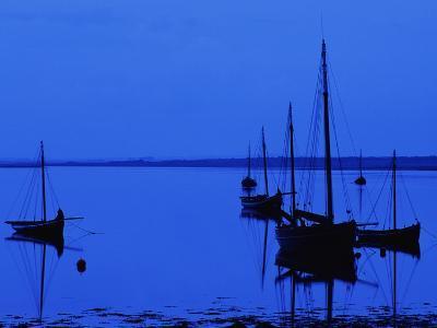 Twilight on Galway Bay-Richard Cummins-Photographic Print