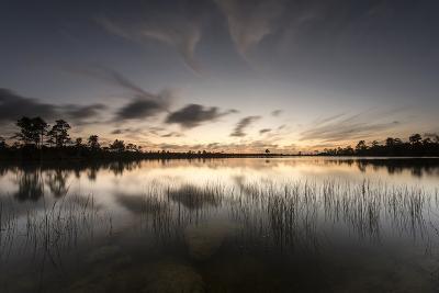 Twilight over Florida's Everglades National Park-Keith Ladzinski-Photographic Print