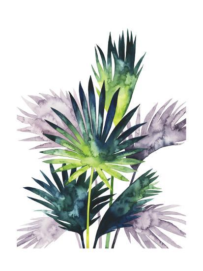 Twilight Palms III-Grace Popp-Art Print