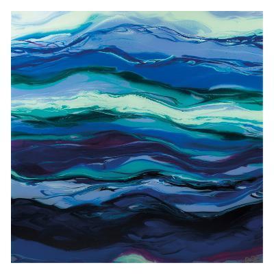 Twilight Rhythm-Barbara Bilotta-Art Print