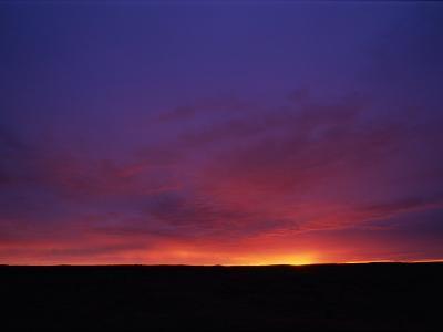 Twilight Sky, South Australia--Photographic Print