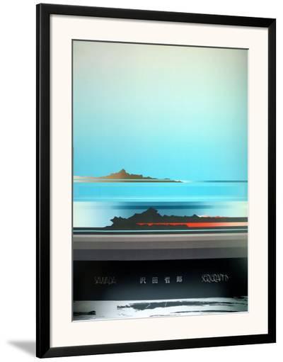 Twilight-Sawada-Framed Art Print