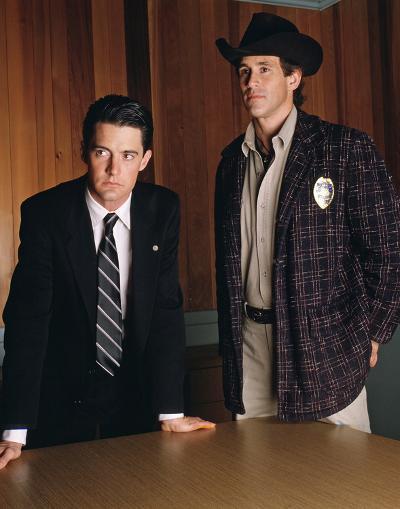 Twin Peaks--Photo