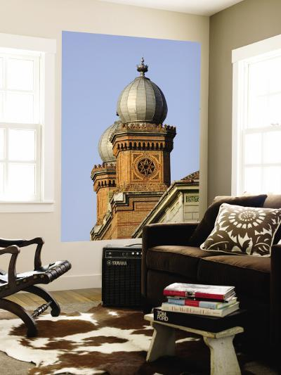 Twin Towers of the Great Synagogue-Jonathan Smith-Wall Mural