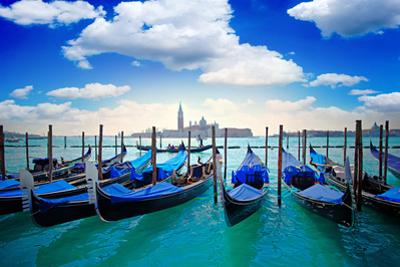 Venice Italy by twindesigner