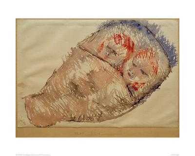 Twins-Paul Klee-Giclee Print