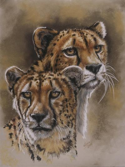 Twins-Barbara Keith-Giclee Print