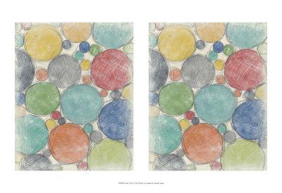 Twirl I 2-Up-Chariklia Zarris-Art Print