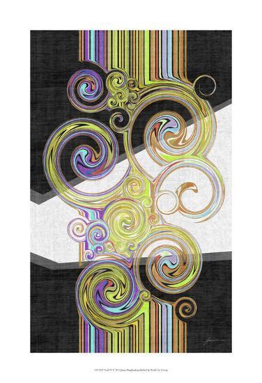 Twirl IV-James Burghardt-Art Print