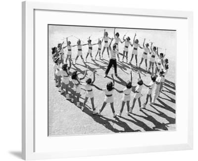 Twirling Club-FPG-Framed Photographic Print