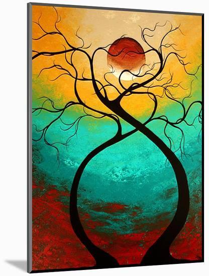 Twisting Love-Megan Aroon Duncanson-Mounted Art Print
