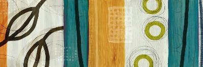 Twists and Turns I-Yuko Lau-Art Print