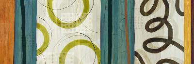 Twists and Turns II-Yuko Lau-Art Print