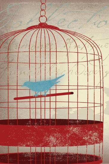 Twitter Panel I-Andrew Michaels-Art Print