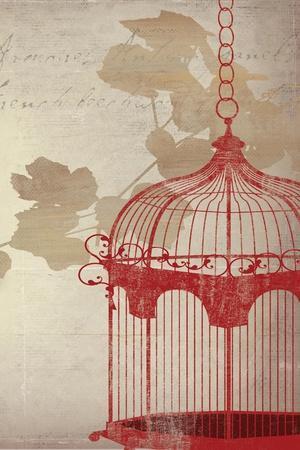 Twitter Panel II-Andrew Michaels-Art Print