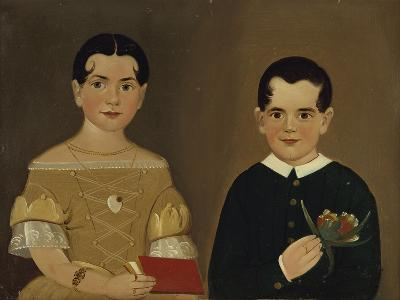 Two Children of Captain Christopher and Mrs. Ruth Andrews-William Matthew Prior-Giclee Print