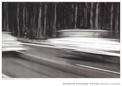 Two Fiat-Gerhard Richter-Art Print