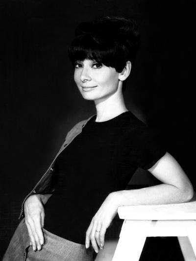 Two for the Road, Audrey Hepburn, 1967--Photo