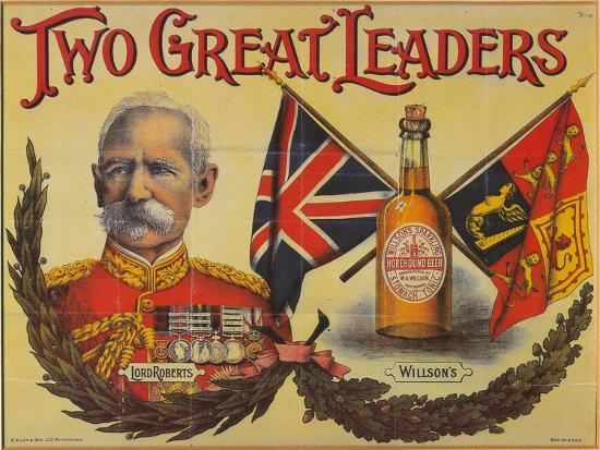 Two Great Leaders, c19th century-Unknown-Giclee Print