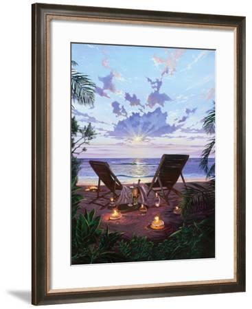 Two If by Sea-Scott Westmoreland-Framed Art Print
