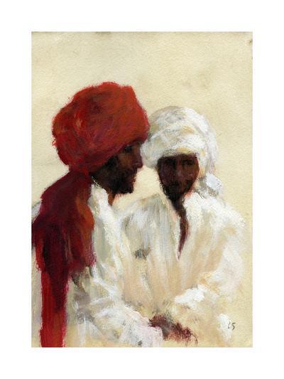 Two Imams-Lincoln Seligman-Giclee Print