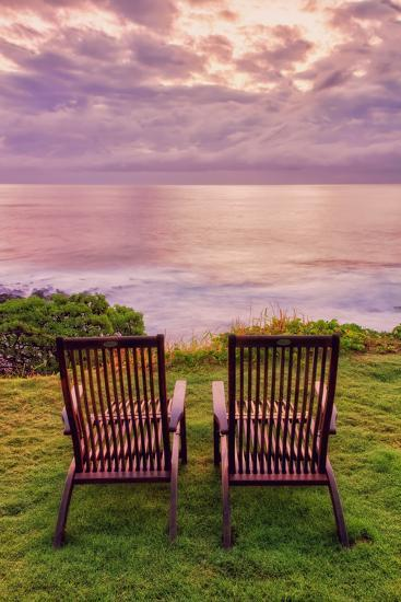 Two in the Morning, Hana Maui-Vincent James-Photographic Print