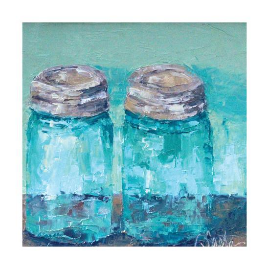Two Jars--Art Print