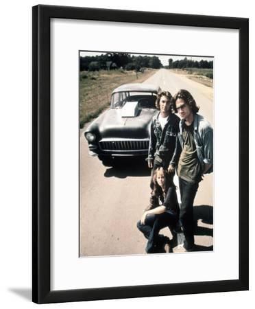 Two-Lane Blacktop, Dennis Wilson, James Taylor, Laurie Bird, 1971