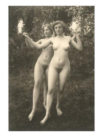 Pics of two naked women