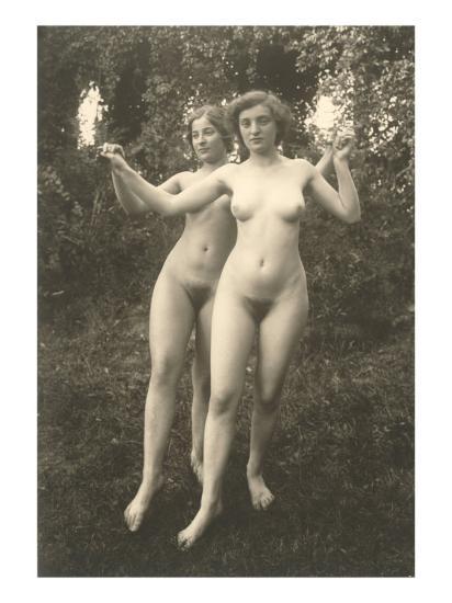 Naked black women dancing