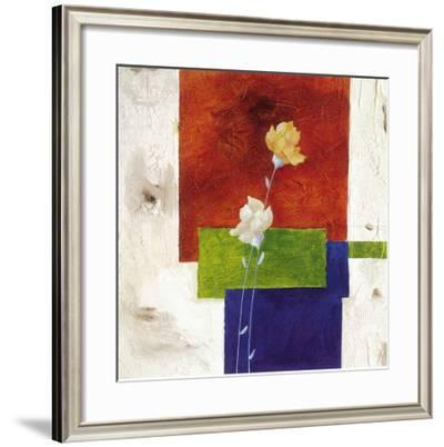 Two of Us-R^ Lange-Framed Art Print