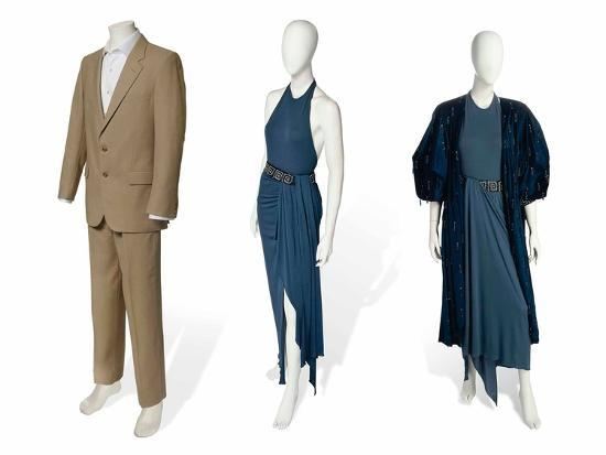 Two-Piece Suit in Fawn Gabardine--Photographic Print