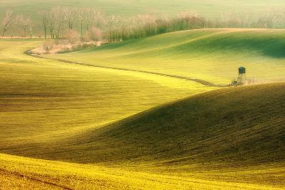 Two Pulpits-Marcin Sobas-Photographic Print