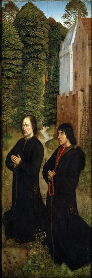 Two Representatives of the Guild of Shoemakers, C1492-C1494--Giclee Print