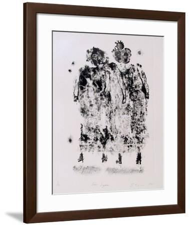 Two Tzars-Ronald Jay Stein-Framed Limited Edition