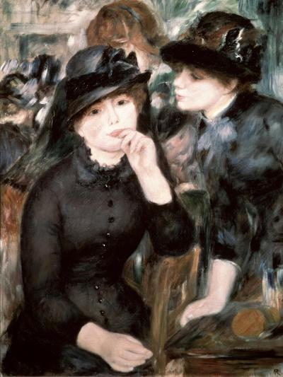 Two Women-Pierre-Auguste Renoir-Giclee Print