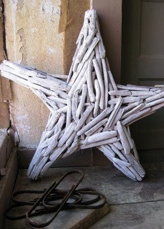 Tybee Driftwood Star *