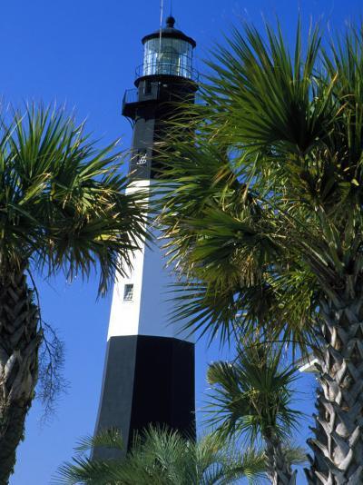 Tybee Island Lighthouse, Savannah, Georgia-Julie Eggers-Photographic Print