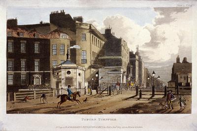 Tyburn, Paddington, London, 1813--Giclee Print