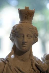 Tyche, Goddess of Fortune