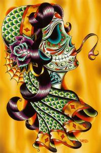 Cold Blooded Gypsy by Tyler Bredeweg