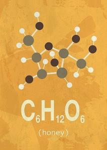 Molecule Honey by TypeLike