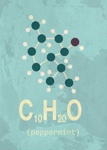 Molecule Peppermint by TypeLike